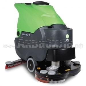IPC Gansow CT 70 BT 60 | Аккумуляторные поломоечные машины | Поломоечные машины