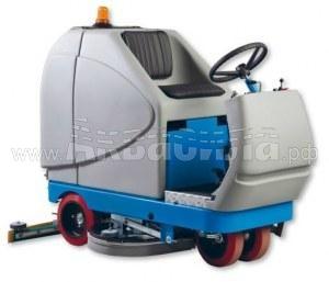 Fiorentini UNICA 100 | Поломоечные машины с сиденьем для оператора | Поломоечные машины