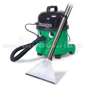 Numatic George GVE370-2 | Профессиональные моющие пылесосы, химчистки, ковровые экстракторы | Профессиональные и специальные пылесосы