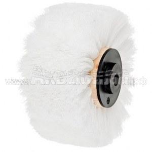 Eco Line Щетка полировки белая 17х7 | Аксессуары для аппаратов чистки обуви | Аксессуары и комплектующие