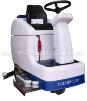 Fiorentini Smile 75M | Поломоечные машины с сиденьем для оператора аккумуляторные | Поломоечные машины