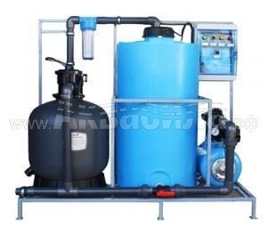 АРОС-2 Эконом   Системы очистки воды для автомоек   Системы очистки и рециркуляции воды