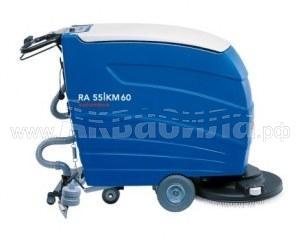 Columbus RA 55 KM 60 | Кабельные поломоечные машины (230 В)  | Поломоечные машины