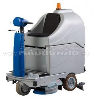 Fiorentini ET 75 | Поломоечные машины с сиденьем для оператора аккумуляторные | Поломоечные машины