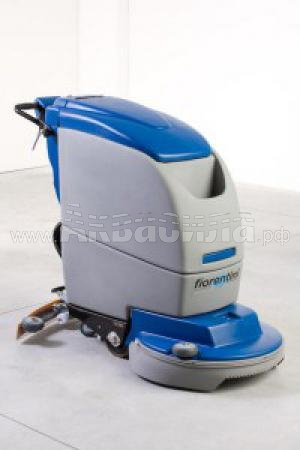 Fiorentini DELUX 50B | Аккумуляторные поломоечные машины | Поломоечные машины
