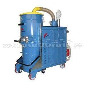 Delfin DG 100 | Трёхфазные промышленные и индустриальные пылесосы для сухой уборки | Промышленные и индустриальные пылесосы