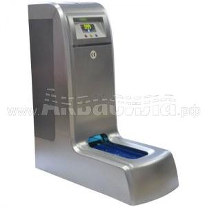 Аппарат для надевания бахил QY-II200 (серебро)