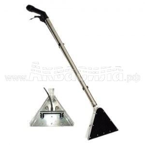 Delvir Комплект для чистки ковровых покрытий с двумя форсунками D38 | Аксессуары для профессиональных пылесосов | Аксессуары и комплектующие
