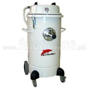 Delfin MISTRAL 802 W-D AIR | Промышленные и индустриальные пылесосы с пневмоприводом турбины | Промышленные и индустриальные пылесосы