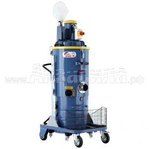 Delfin ZEFIRO 75 | Трёхфазные промышленные и индустриальные пылесосы для сухой уборки | Промышленные и индустриальные пылесосы