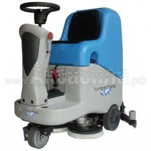 Fiorentini ECOSMART 65 | Поломоечные машины с сиденьем для оператора | Поломоечные машины