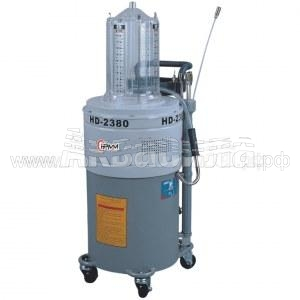 Puli HD-2380 50 л с колбой | Маслосборники и установки для замены масла | Оборудование для автосервисов