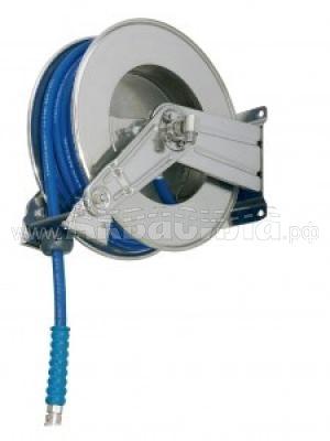 Ramex Барабан стальной окрашенный с инерционным механизмом AV 1000 FE | Катушки и барабаны инерционные для автомоек| Готовые решения для автомоек