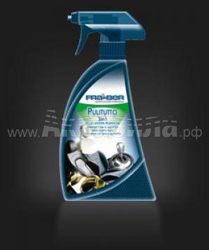 Fra-Ber Pulitutto 0,75 л | Средства для очистки салона автомобиля | Автомобили и транспорт | Химические и моющие средства