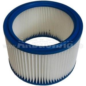 Nilfisk ALTO Складчатый фильтр флисовый 275х185 мм | Аксессуары для профессиональных пылесосов | Аксессуары и комплектующие