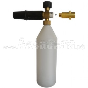 PA LS3 Пенная насадка для бытовых АВД Karcher K | Пенные насадки | Пеногенераторы и пенные комплекты