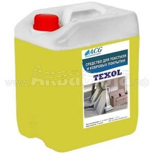 TEXOL Средство для ковровых покрытий 5 л | Средства для моющих пылесосов и ковромоечных машин | Клининг и профессиональная уборка | Химические и моющие средства