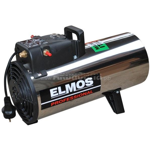 ELMOS GH-12 Газовая тепловая пушка | Газовые тепловые пушки | Тепловые пушки и сушильное оборудование