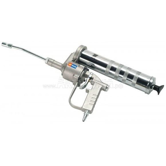 Meclube 1042 Пневматический пистолет для раздачи густых смазок (500 куб.см) | Солидолонагнетатели | Оборудование для автосервисов