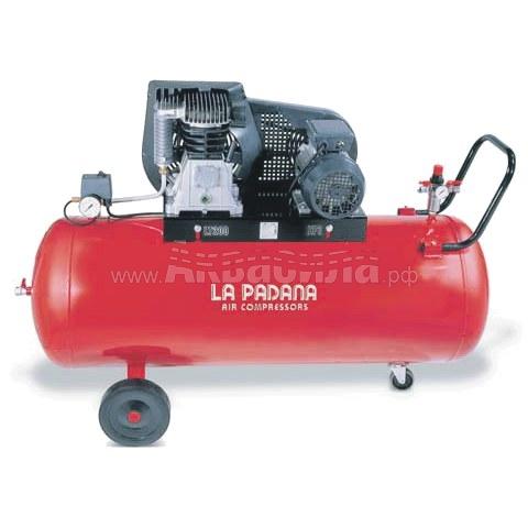 La Padana  EC 150/4T | Поршневые компрессоры с ременным приводом | Компрессоры