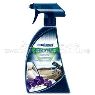 Fra-Ber Crema Pelle BLACK ORCHID Кондиционер для кожи 0.75 л | Чистка салона автомобиля, тканевой и кожаной обивки | Автомобили и транспорт | Химические и моющие средства