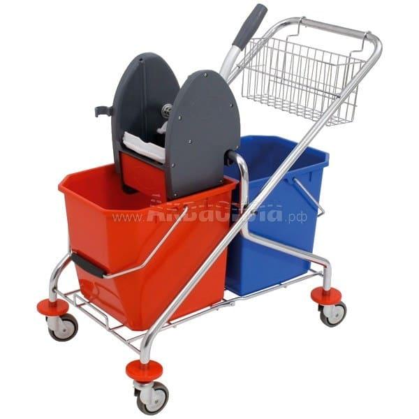 VDM P 2.25.80 Тележка уборочная | Уборочные тележки | Уборочные тележки и ведра на колёсах