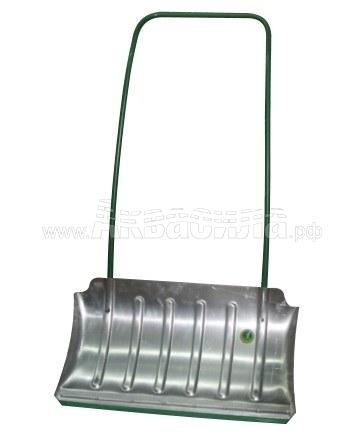 Движок алюминиевый формованный (75х43 см)   Лопаты для снега, скреперы, движки, ледорубы   Инвентарь для уборки улиц   Уборочный инвентарь