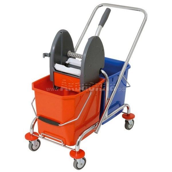 VDM SA 2.25.80 Тележка уборочная   VDM SA 2.25.80 Тележка уборочная   Уборочные тележки и ведра на колёсах