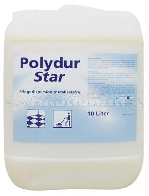 PRAMOL POLYDUR STAR Средство для ухода за гладким полом | Полировка и натирка полов, твёрдых поверхностей | Клининг и профессиональная уборка | Химические и моющие средства
