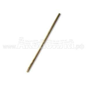 VDU Черенок для лопат березовый 120 см | Лопаты для снега, скреперы, движки, ледорубы | Инвентарь для уборки улиц | Уборочный инвентарь