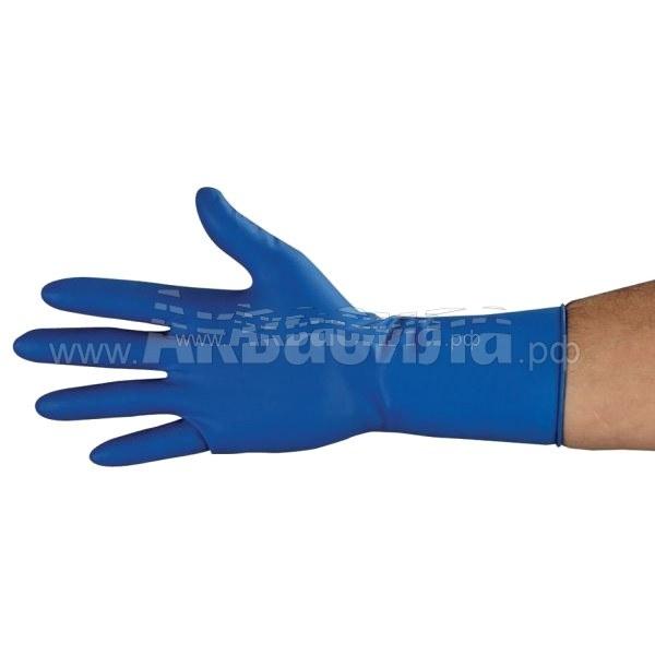 PRC Перчатки латексные сверхпрочные S (коробка 500 шт) | Одноразовая одежда | Одноразовая продукция и средства защиты