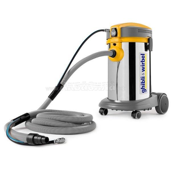 Ghibli & Wirbel POWER TOOL D 36 I COMBI для работы с электро- и пневмоинструментом   Пылесосы для работы с инструментом   Профессиональные и специальные пылесосы