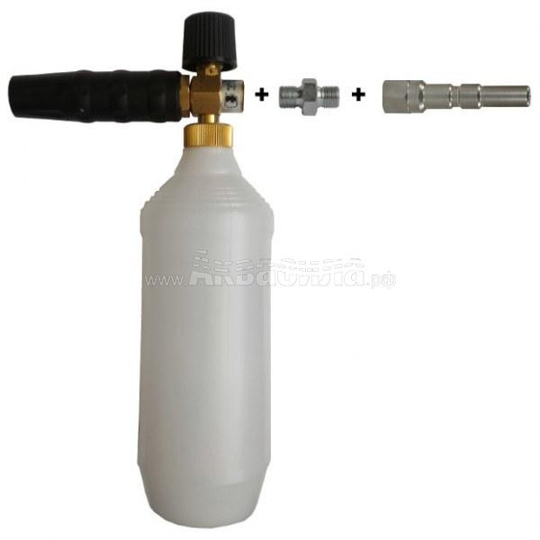 Mecline Пенная насадка под байонет KW | Пенные насадки | Пеногенераторы и пенные комплекты