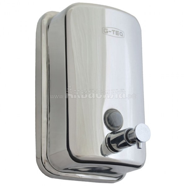 PRC 201102 на 0,8 литра (хром) | Диспенсеры и дозаторы | Оборудование для туалетных и ванных комнат