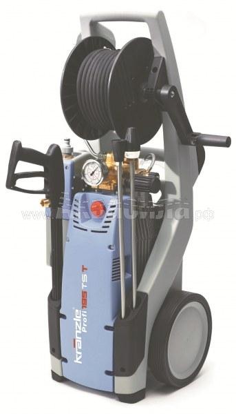 Kranzle Profi 195 TS T | Профессиональные аппараты высокого давления без подогрева воды | Автомойки