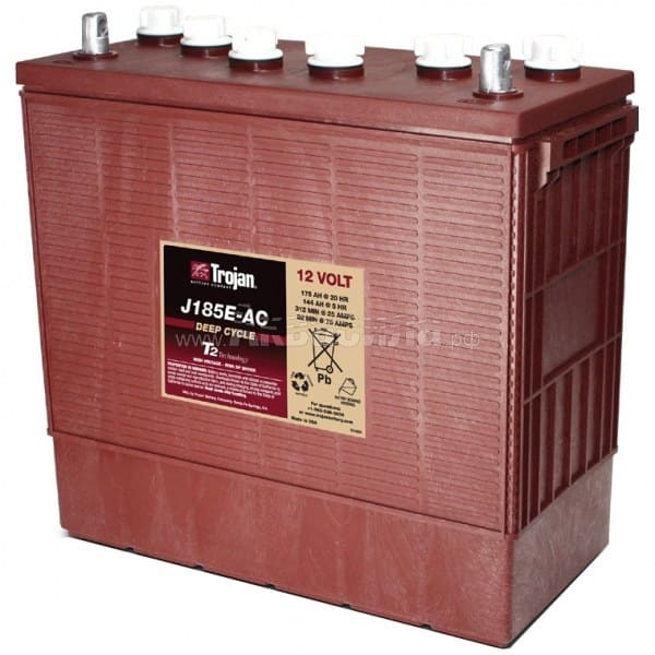 Trojan J185E-AC Аккумулятор с жидким электролитом 12В 144Ач