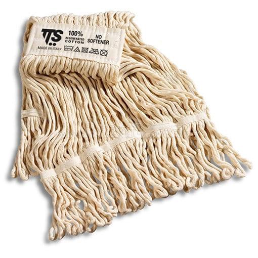 TTS МОП Kentucky 350 г прошитый петельчатый | МОПы верёвочные для влажной уборки, МОПы серии Кентукки | Инвентарь для уборки и мытья полов | Уборочный инвентарь