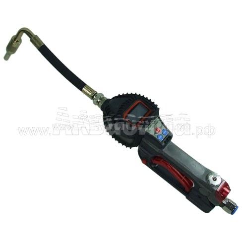Puli 70981023 Пистолет для раздачи масла с электронным счетчиком | Маслонагнетатели | Оборудование для автосервисов