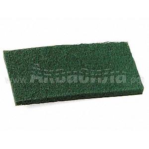 TTS губка абразивная, зелёная | Швабры, щётки, мётлы | Уборочный инвентарь и тележки