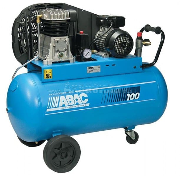 ABAC B 5900B/100 CT 5,5 | Поршневые компрессоры с ременным приводом | Компрессоры