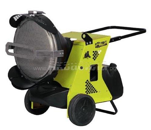 Oklima SX 180 (2 скорости) | Газовые горелки инфракрасного излучения | Тепловые пушки и сушильное оборудование