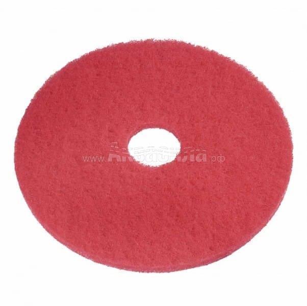 Americo RED BUFF (20 дюймов)   Пады для полотёров, дисковых и поломоечных машин   Аксессуары и комплектующие