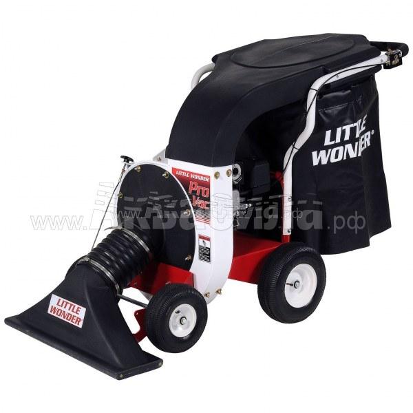 Little Wonder Pro Vac | Садовые и уличные пылесосы | Подметальные машины