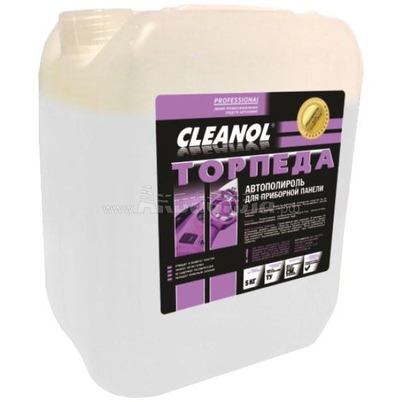 Cleanol Торпеда 5 л | Полироли для приборной панели автомобиля | Автомобили и транспорт | Химические и моющие средства