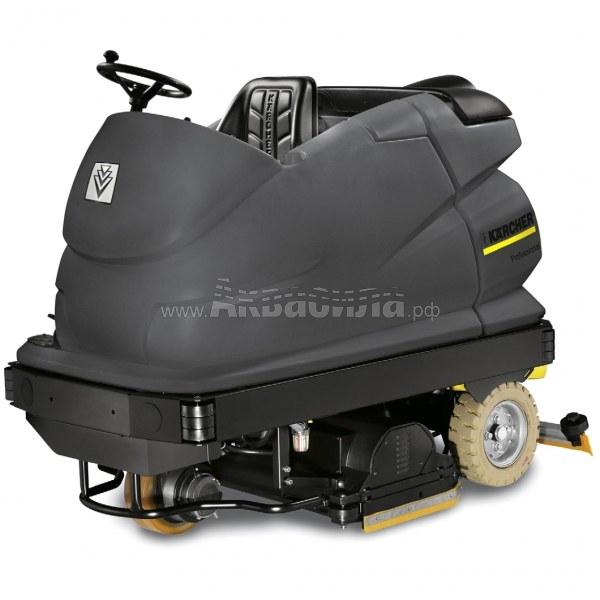 Karcher BD 100/250 R Bp Pack | Поломоечные машины с сиденьем для оператора | Поломоечные машины