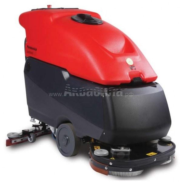 Portotecnica LAVAMATIC 100 BT 85 Аккумуляторная поломоечная машина | Аккумуляторные поломоечные машины | Поломоечные машины