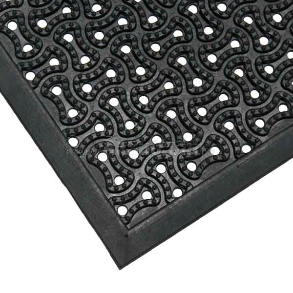 Sindbad 2006 Грязезащитный резиновый ковёр 60x90 см