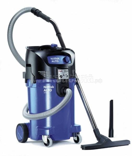Nilfisk-ALTO ATTIX 50-01 PC | Профессиональные водопылесосы для сбора сухой и жидкой грязи (пылеводососы, водопылесосы) | Профессиональные и специальные пылесосы