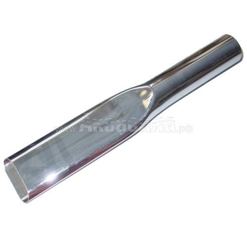IPC Soteco Насадка щелевая хромированная D38/D36 | Аксессуары для профессиональных пылесосов | Аксессуары и комплектующие