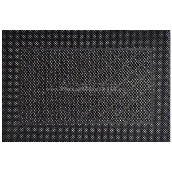 Sindbad 2040-117 Грязезащитный резиновый коврик 40х60 см РОМБ